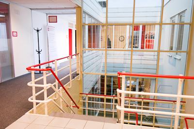 trappenhuis H10 boven